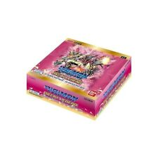Digimon Card Game Series 04 Great Legend Bt04 Booster Display