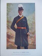 1900 MAJOR GENERAL J TALBOT COKE 10TH BRIGADE SOUTH AFRICAN FIELD FORCE BOER WAR