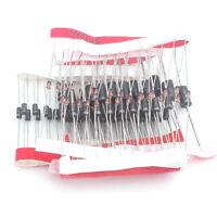 1N4148 1N4007 1N5819 1N5399 1N5408 1N5822 FR107 FR207 Diode Assorted Kits Set