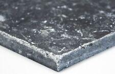 Carreau marbre naturel pierre noire Nero antique cuisine F-45-46086_b   5 pièces