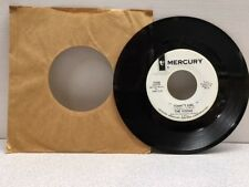 THE VISIONS 45 RPM RADIO PROMO NEAR MINT TOMMY'S GIRL / OH BOY, WHAT A GIRL