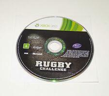 Jonah Lomu Rugby Challenge - PAL - Microsoft Xbox 360 - DVD seul.