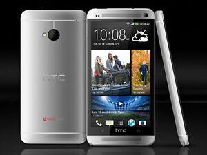 "HTC ONE M7 Unlocked 4.7"" 4G 3G LTE Wifi Dual Camera 32GB Original Smartphone"
