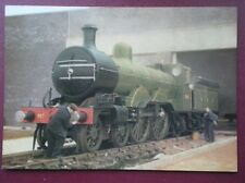 POSTCARD GREAT NORTHERN RAILWAY 4-4-2 LOCO NO 990 'HENRY OAKLEY'