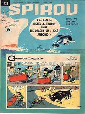 ▬► Spirou Hebdo - n°1422 du 15 Juillet 1965 - SANS mini-récit
