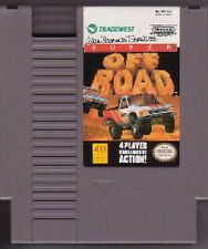 IVAN IRONMAN STEWART with cosmetic flaws SUPER OFF ROAD NINTENDO NES HQ