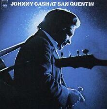 *NEW* CD Album Johnny Cash - At San Quentin  (Mini LP Style Card Case)