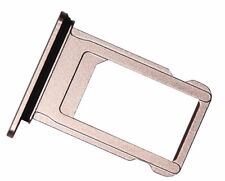"""Apple iPhone 8 4.7"""" Sim Card Holder Slot Sim Card Tray Replacement Gold"""