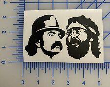 Cheech And Chong | Vinyl Decal Sticker