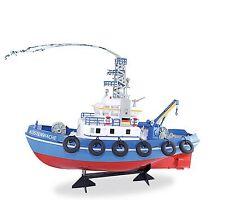 RC Boot Küstenwache Multifunktionsboot Komplett Set mit AKku, Ladegerät etc.