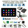 """1 Din Android 8.1 9"""" 1080P Quad-core Car BT Stereo Radio MP5 Player GPS Sat Navs"""