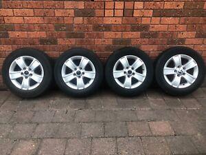 15 inch VW/Audi/Skoda wheels