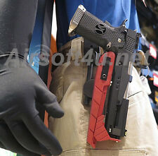 New Blackcat Adjustable IPSC Holster In Red