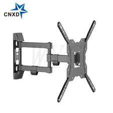 """Articulating Full Motion TV Bracket Wall Mount Stand for 23-55"""" LED LCD PLASMA"""