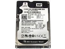 """WD Black WD3200BEKT 320GB 16MB 7200RPM SATA 3.0Gb/s 2.5""""  Hard  Drive"""