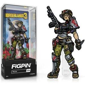 FiGPiN Borderlands 3 MOZE 254 Enamel Pin