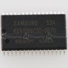 Samsung K6X1008C2D-GB70 SOIC