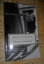 Diario Sentimentale - Vasco Pratolini - Oscar Mondadori - 2004