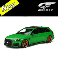 In Stock GT Spirit 1:18 Scale AUDI RS4 Avant ABT Modified Edition Car Model