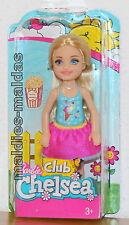 Barbie Chelsea Club dwj27 Nouveau/Neuf dans sa boîte