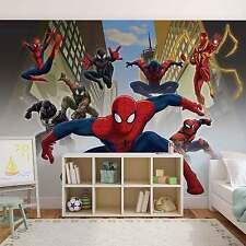 VLIES FOTOTAPETE Spiderman Marvel TAPETE MURAL (1274FW)