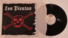 VINILO LOS PIRATAS LP 1992