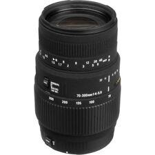 Sigma 70-300mm f/4-5.6 DG Macro Lens for Canon EOS #509101