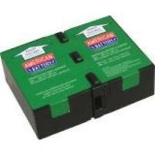 Abc Rbc123 Ups Repacement Battery For Apc - 7000 Mah - 12 V Dc - Lead Acid -