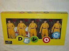 Devo Whip It - Five 5 Figure Box Set NECA RARE NEW MINT IN BOX AUTOGRAPHED