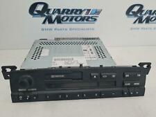 BMW Tape Cassette Radio Head Unit Fits 3 Series E46 6935629