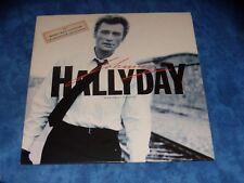 33 tours LP - JOHNNY HALLYDAY - ROCK 'N' ROCK ATTITUDE - 1985 - MICHEL BERGER