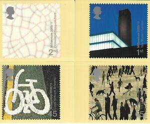 GB 2000 Art & Craft PHQ cards unused