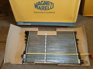 Citroen Dispatch, Peugeot Expert, Fiat Scudo, NEW OEM Magneti Marelli Radiator