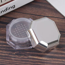 8G Empty Loose Powdr Blush Case Cosmetic Elastic Sifter Container Box Pot
