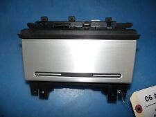 05-08 Audi A6 S6 C6 OEM center console ashtray lighter assembly silver