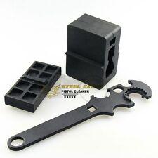 NEW 4 Combo M4/AR15 223/556 Upper & Lower Vise Block & Wrench Armorer's Tool Kit