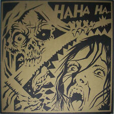 "Bombs Of Hades / Usurpress - S/T 7"" lp - new copy - Death Metal"
