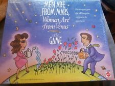Men Are From Mars Women Are From Venus Board Game [NEW And SEALED]