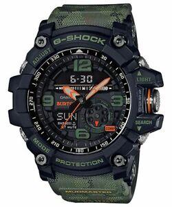 CASIO G-SHOCK MUDMASTER BURTON GG-1000BTN-1 Limited 35th Anniversary Watch