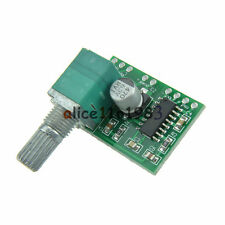 PAM8403 5V 2 Channel USB Power Audio Amplifier Board 3Wx2W Volume new