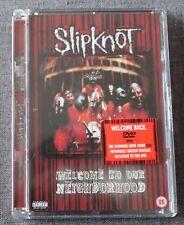 Slipknot, welcome to our Neighborhood, DVD