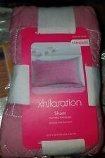 Xhilaration Standard Pillow Sham Pink Mauve 20x26 [New]