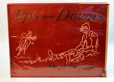 Ups & Downs Limited Edition #528 of 750 Signed by Paul Brown Scribners 1936