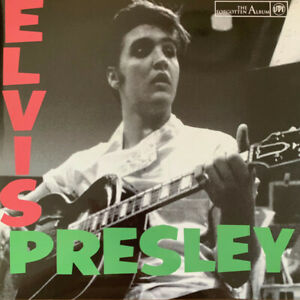 Elvis Presley LP The Forgotten Album - Limited Edition, 5 coloured - France (M/