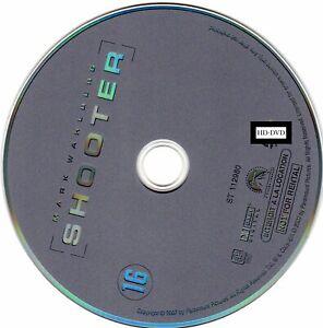 Shooter - Tireur d'élite [HD DVD] VERSION FRANÇAISE ***