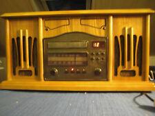Nostalgie Retro  Kompaktanlage Musikcenter+ Bluetooth UKW Sender TAP-830 LEETAC