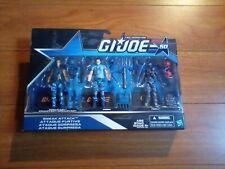 G.I. Joe Sneak Attack 3 pack Dusty, Bazooka, Firefly...Brand new..