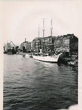 ROUEN c. 1950 -   Le Port  Grand Voilier  3 Mâts  Seine Maritime - DIV 7436