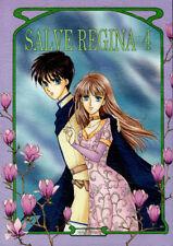 Gundam Wing ENGLISH Translated Doujinshi Comic Heero x Relena Salve Regina 4