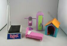 Doll Accessories Mixed Set, Include Bratz Treadmill And Others.